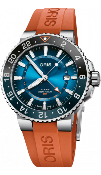 ORIS AQUIS 798 7754 41 85 RS LIMITED EDITION