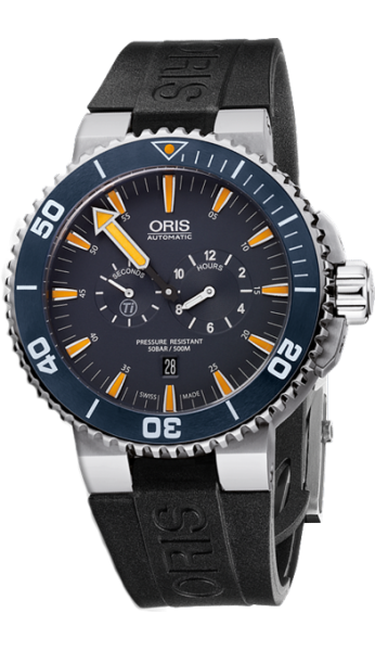 ORIS AQUIS 749 7663 71 85 RS LIMITED EDITION